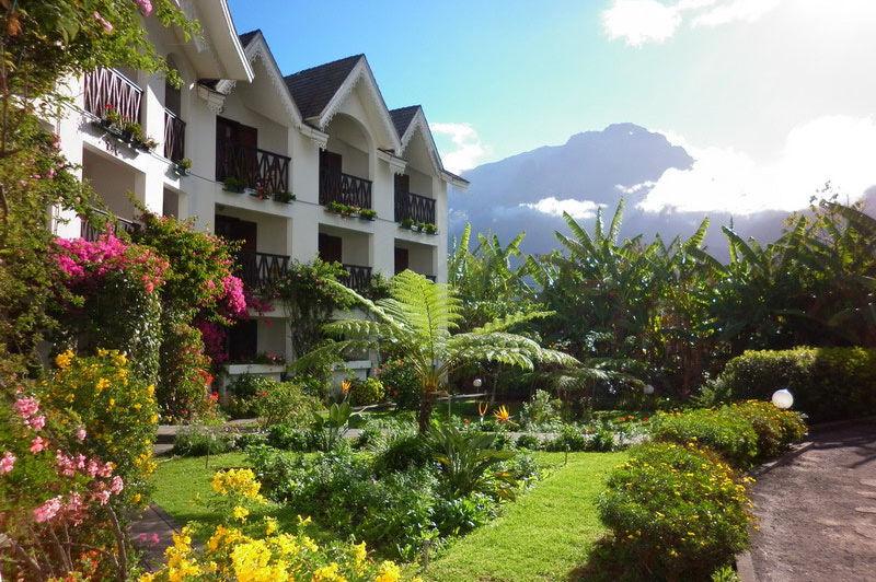 exterior - Le vieux Cep - Cilaos - Réunion