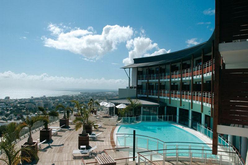exterior - Hotel Bellepierre - Reunion - Réunion