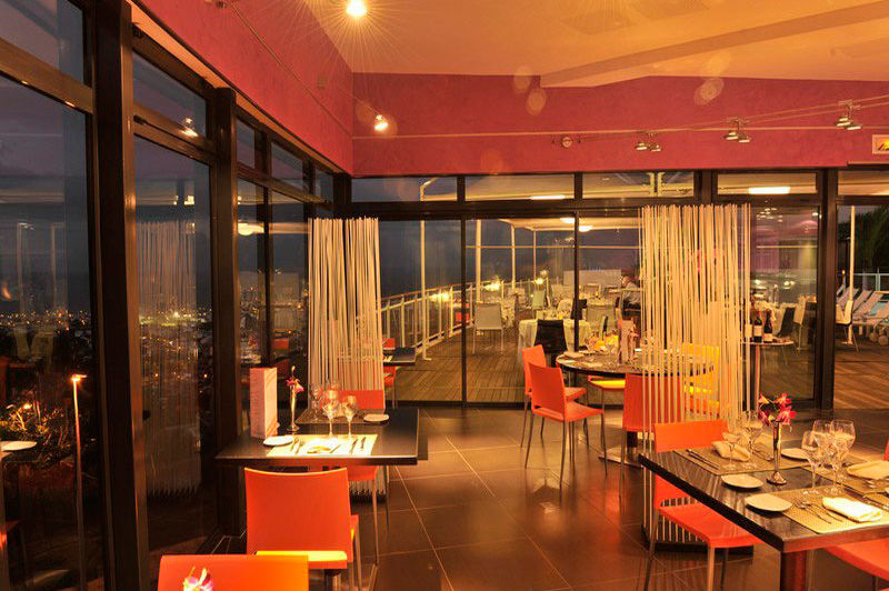 restaurant - Hotel Bellepierre - Reunion - Réunion