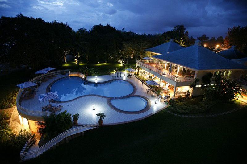 zwembad - Lake Kivu Serena - Lake Kivu - Rwanda