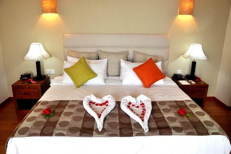 Junior Suite Sea View - Crown Beach Hotel - Seychellen - foto: Crown Beach Hotel