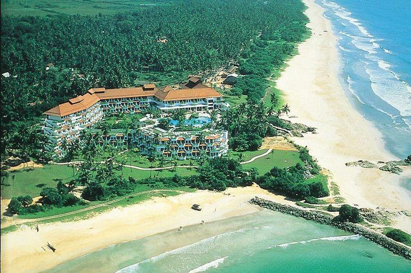 buitenkant - Taj Exotica Bentota - Bentota - Sri Lanka
