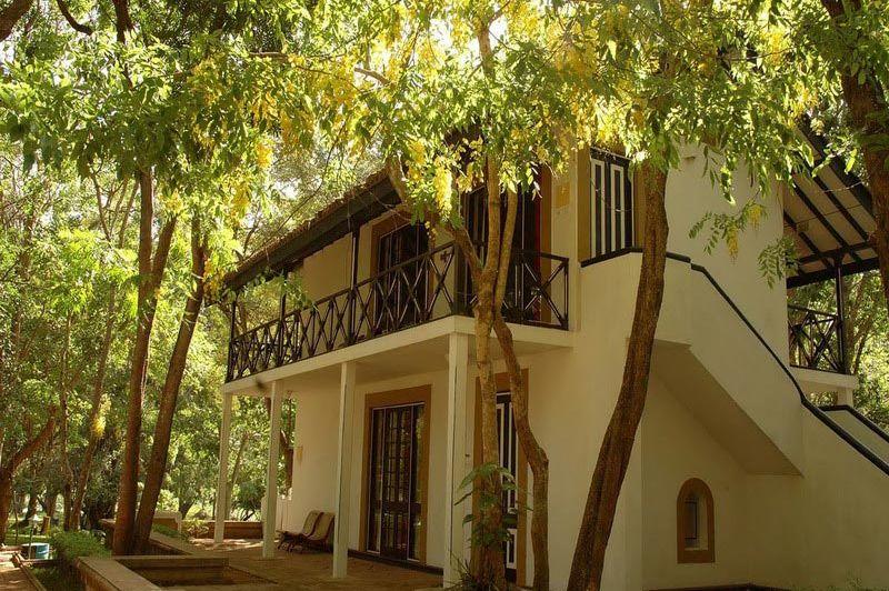 exterior - Cinnamon Lodge - Habarana - Sri Lanka