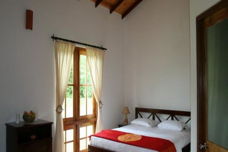 kamer - Hibiscus Garden Hotel - Tissamaharama - Sri Lanka