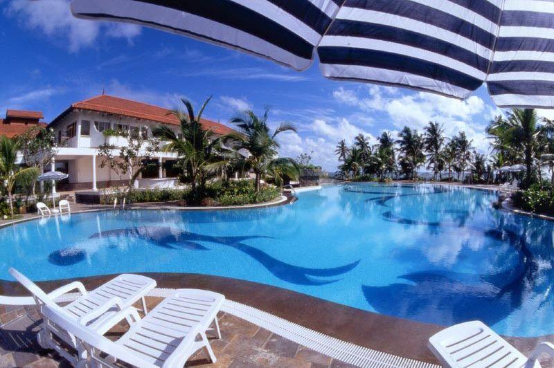 zwembad - Taj Exotica - Bentota - Sri Lanka