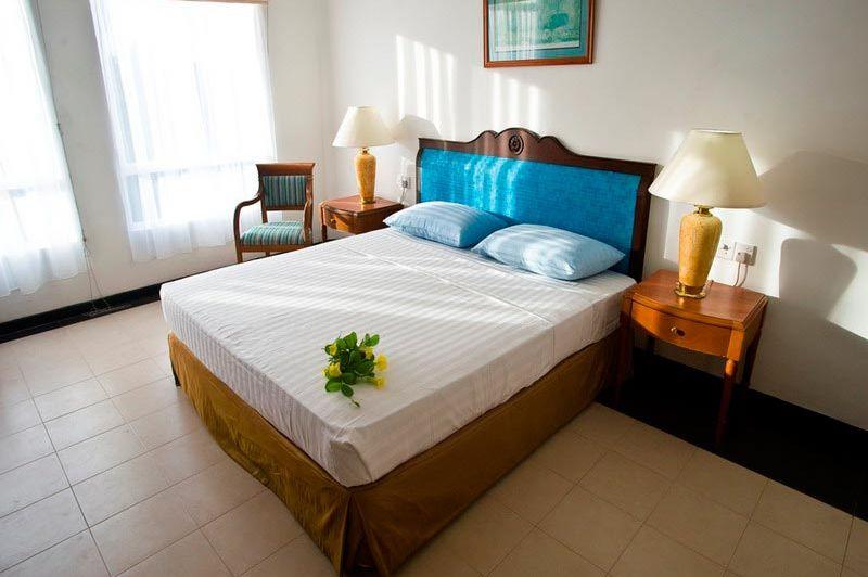 kamer - Pigeon Island Resort - Trincomalee - Sri Lanka