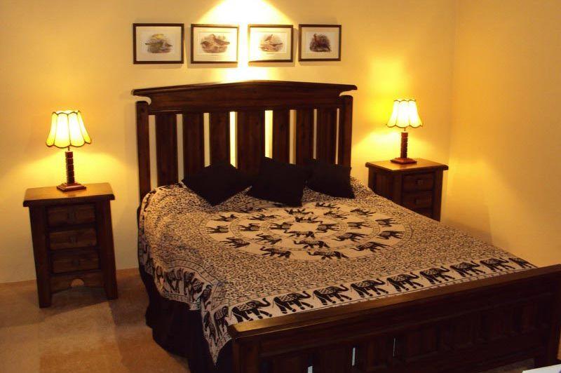 slaapkamer - Ferncliff Bungalow - Sri Lanka