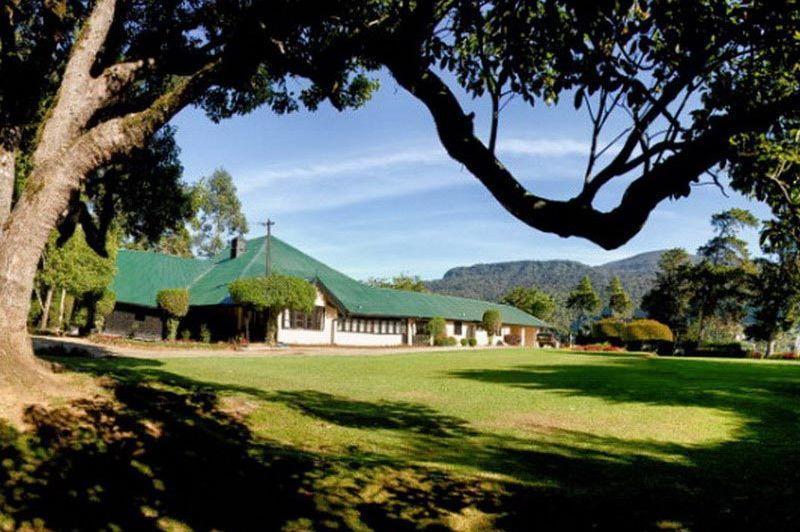 voorzijde - Ferncliff Bungalow - Sri Lanka