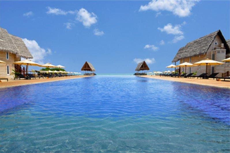 zwembad - Maalu Maalu - Sri Lanka