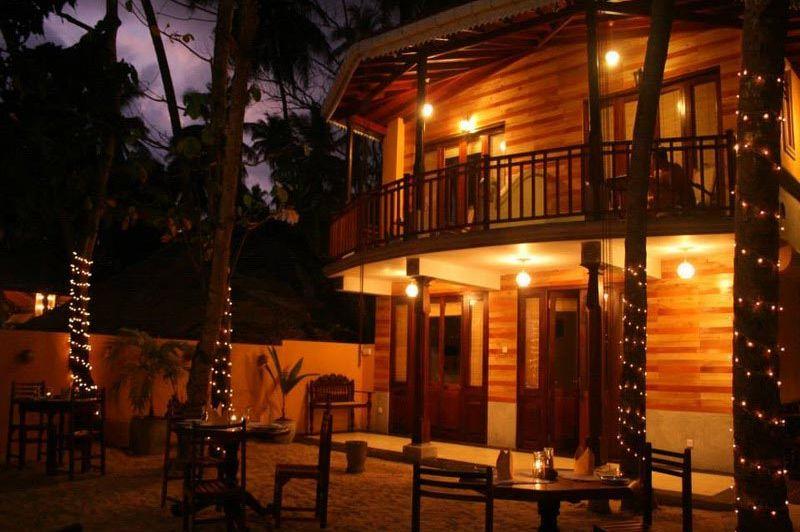 buitenkant Thaproban Beach House - Thaproban Beach House - Sri Lanka - foto: Thaproban Beach House