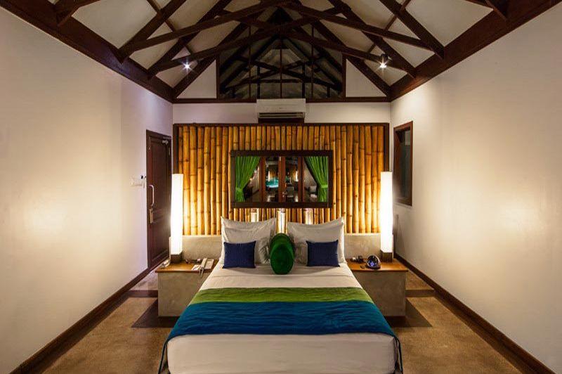 kamer in het Jungle Beach Resort - Jungle Beach Resort - Sri Lanka - foto: Website