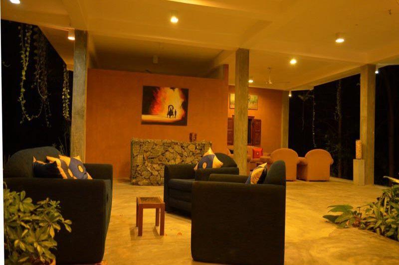 lobby in Wild Trails Udawalawe - Wild Trails Udawalawe - Sri Lanka - foto: Website