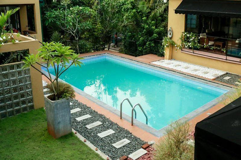 Zwembad van Escondite - Escondite - Sri Lanka - foto: Website