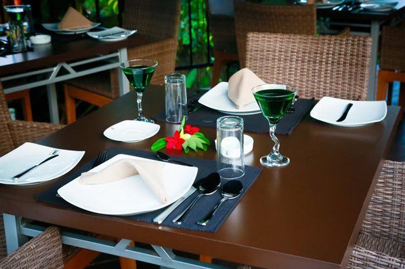 Dinerzaal in Escondite - Escondite - Sri Lanka - foto: Website