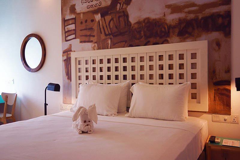 Kamer van Hotel J - Hotel J - Sri Lanka - foto: Website