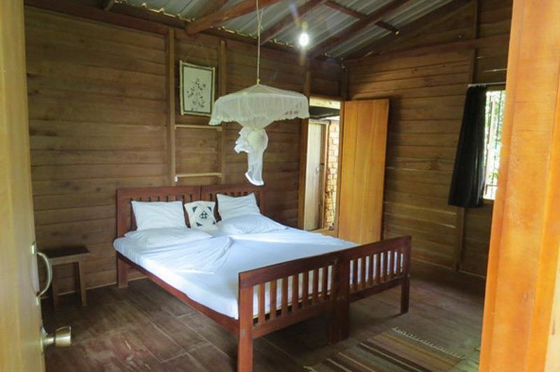 Kamer in de Polwaththa Ecolodge - Polwaththa Ecolodge - Sri Lanka - foto: Website