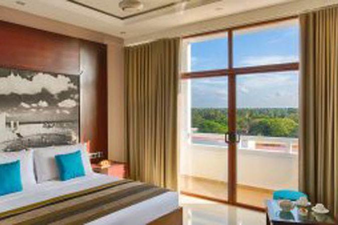 slaapkamer van Northgate by Jetwing in Jaffna - Northgate by Jetwing - Sri Lanka - foto: Northgate