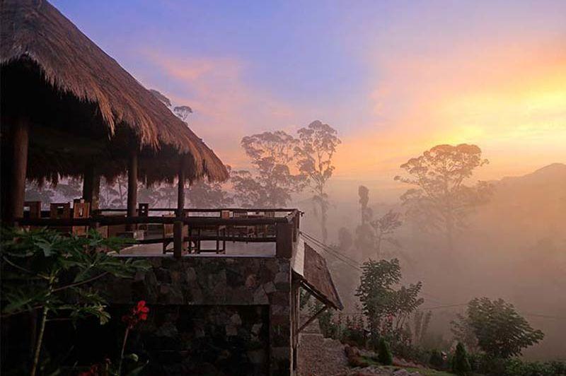 uitzicht van Acres Resort in Ella - Acres Resort - Sri Lanka - foto: Acres Resort