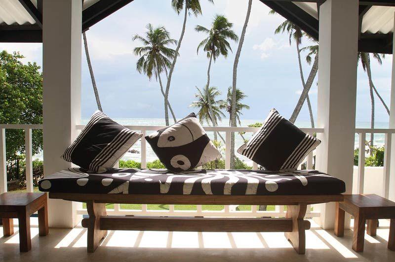 uitzicht van Coco Tangalla in Tangalla - Coco Tangalla - Sri Lanka - foto: Coco Tangalla