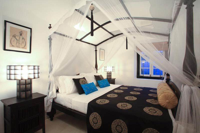 slaapkamer van Coco Tangalla in Tangalla - Coco Tangalla - Sri Lanka - foto: Coco Tangalla