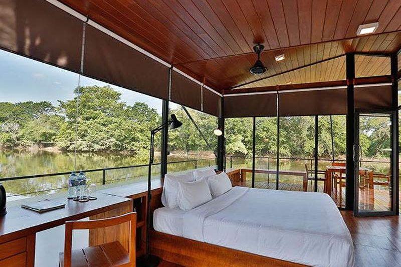slaapkamer van Kalundewa Retreat in Dambulla - Kalundewa Retreat - Sri Lanka - foto: Kalundewa Retreat