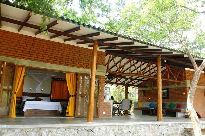 voorzijde The Ibis in Wilpattu (2) - The Ibis - Sri Lanka - foto: The Ibis