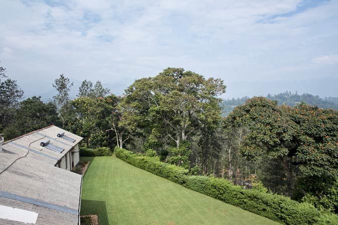 uitzicht van Uva Ben Head villa in Welimada - Uva Ben Head villa - Sri Lanka - foto: Uva Ben Head villa
