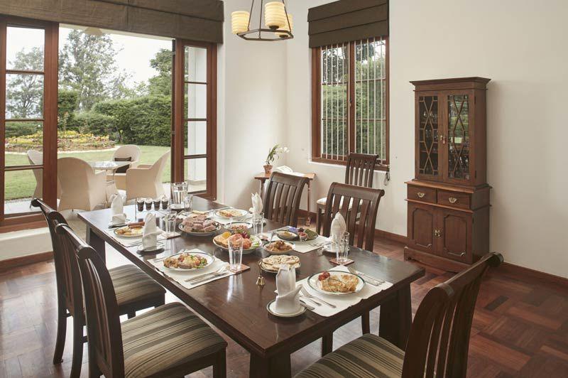 ontbijt van Uva Ben Head villa in Welimada - Uva Ben Head villa - Sri Lanka - foto: Uva Ben Head villa
