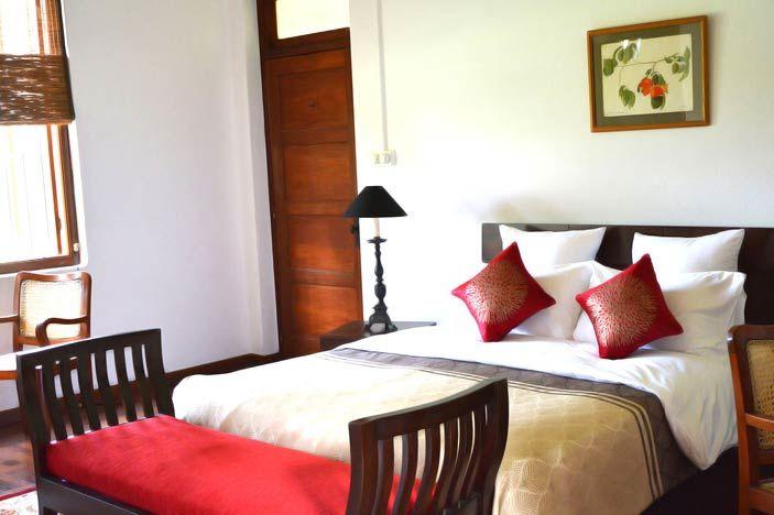 kamer van Uva Ben Head villa in Welimada - Uva Ben Head villa - Sri Lanka - foto: Uva Ben Head villa