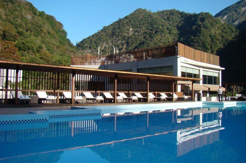 zwembad - Silks Place Hotel - Taroko Gorge - Taiwan