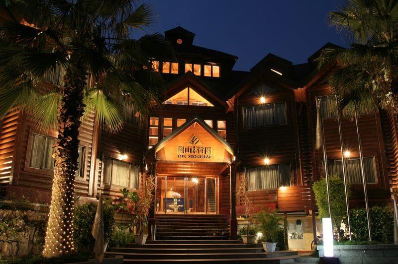 LeaLea Garden Hotels Sun Moon Lake buitenkant - LeaLea Garden Hotels Sun Moon Lake - Taiwan