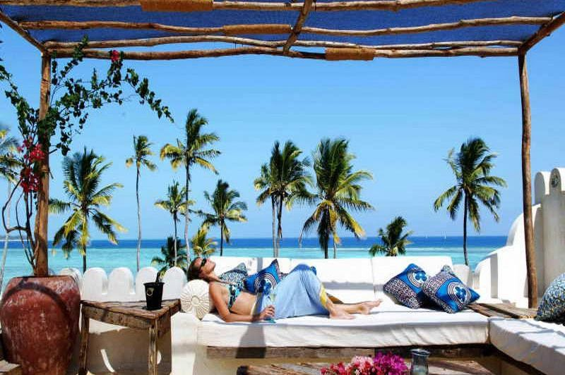 dakterras - Matemwe Retreat - Zanzibar - Tanzania