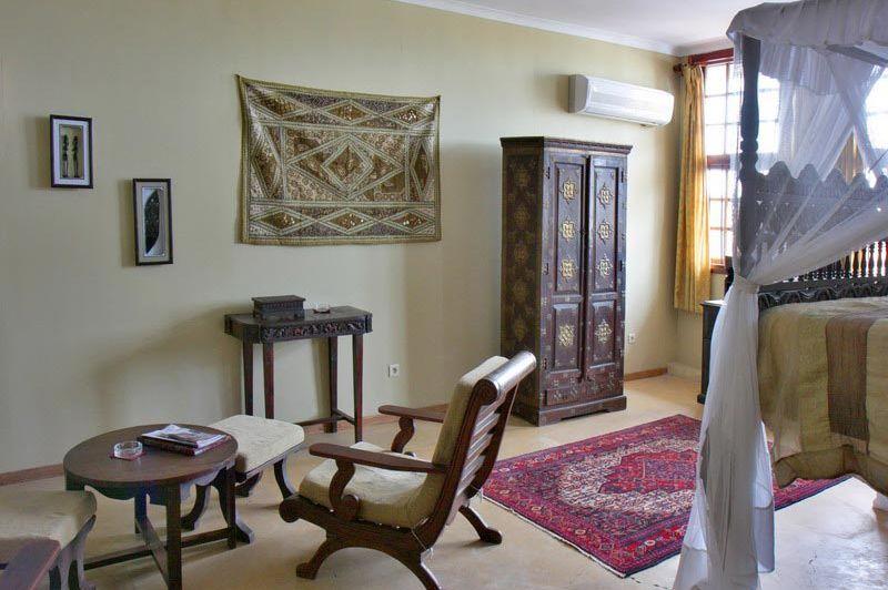 kamer - Zanibar Palace Hotel - Zanzibar - Tanzania
