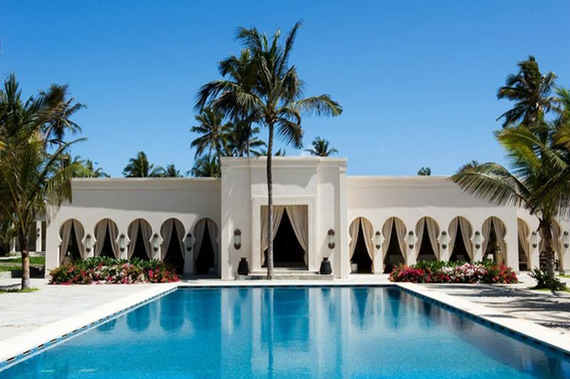 buitenaanzicht - Baraza Resort & Spa - Zanzibar - Tanzania