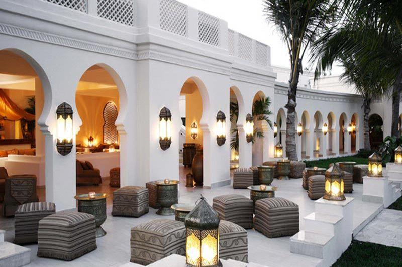 hoofdgebouw - Baraza Resort & Spa - Zanzibar - Tanzania