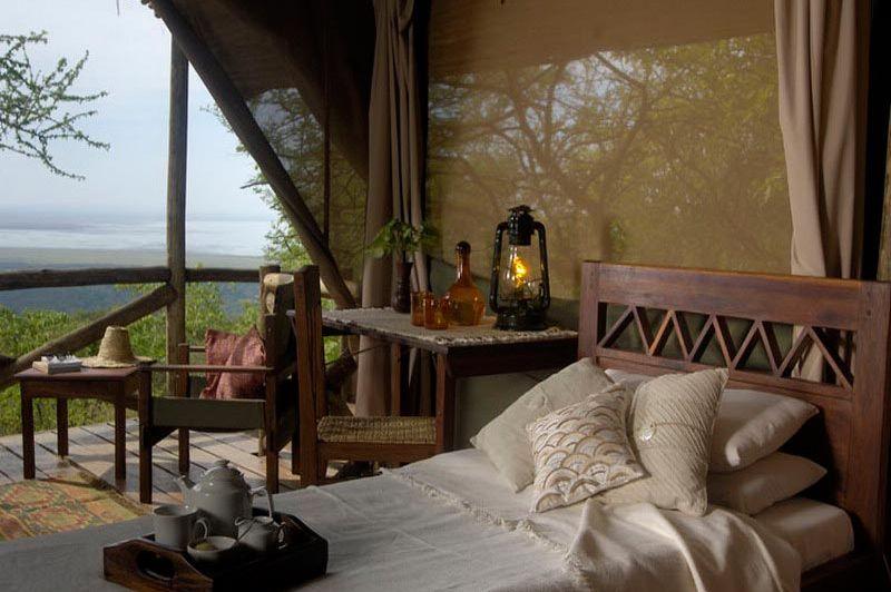 kamer - Kirurumu Tented Camp - Lake Manyara - Tanzania