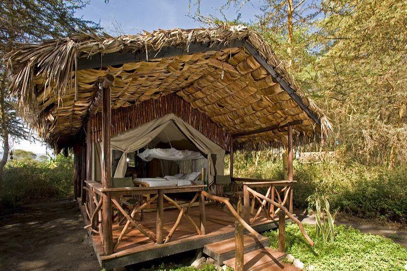 tent - Migunga Tented Camp - Lake Manyara - Tanzania