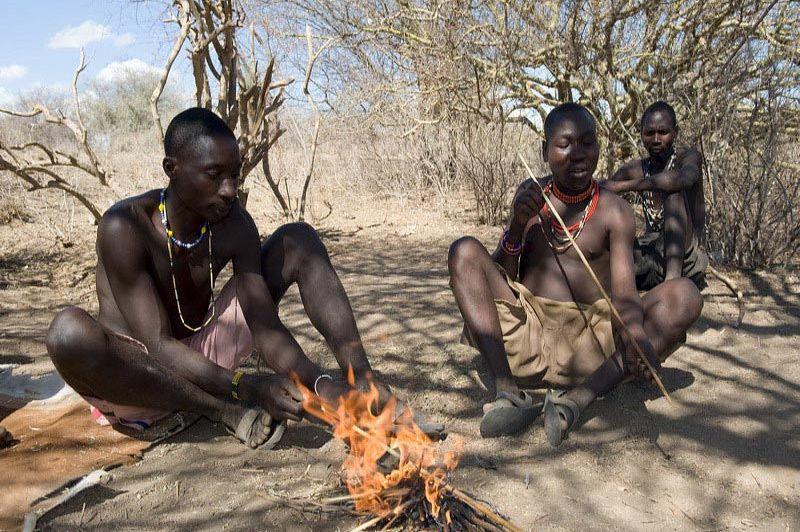 Hadzabe - Tindiga Tented Camp - Lake Eyasi - Tanzania