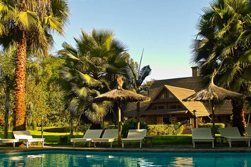 exterior - Arumeru Safari Lodge - Arusha - Tanzania - foto: Arumeru River Lodge