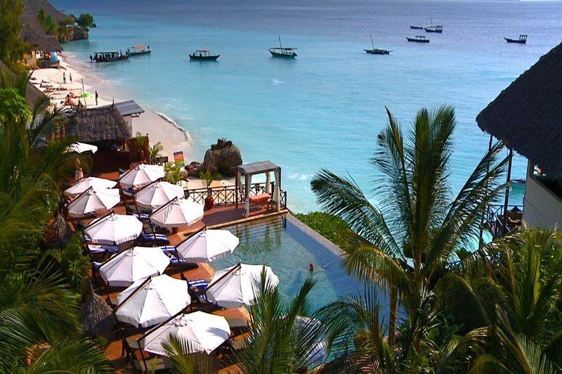 exterior Z hotel - Z hotel - Zanzibar - Tanzania