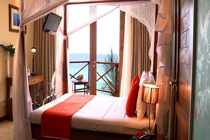 kamer Z hotel - Z hotel - Zanzibar - Tanzania