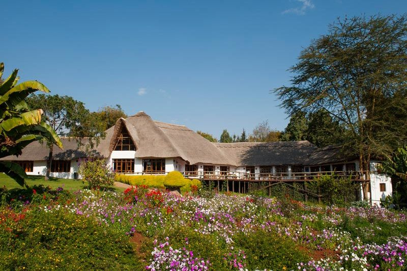 Ngorongoro Farmhouse exterior - Ngorongoro Farmhouse - Tanzania - foto: Tanganyika Wilderness Camps