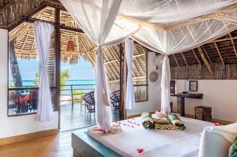 Sunshine Hotel, Blue Breeze Suite - Sunshine Hotel - Tanzania - foto: lokale agent