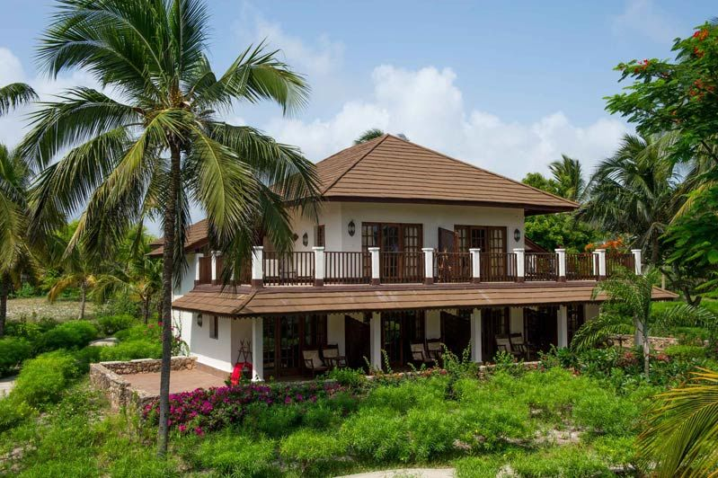 bungalows van Breezes Beach Club & Spa - Breezes Beach Club & Spa - Tanzania