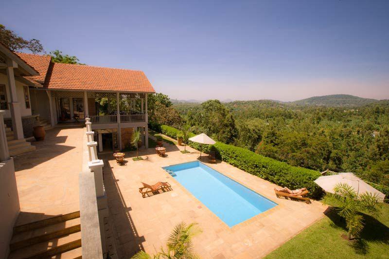 zwembad van Machweo Wellness Reatreat - Machweo Wellness Reatreat - Tanzania - foto: Machweo Wellness Reatreat