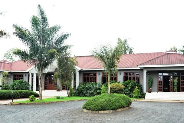 voorzijde van Planet Lodge - Planet Lodge - Tanzania - foto: Planet Lodge