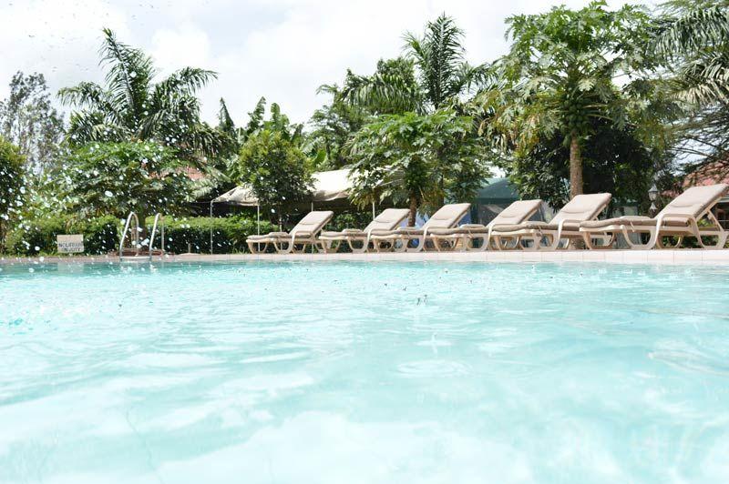 zwembad van Planet Lodge - Planet Lodge - Tanzania - foto: Planet Lodge