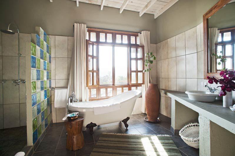 badkamer van Kitela Lodge - Kitela Lodge - Tanzania - foto: Kitela Lodge