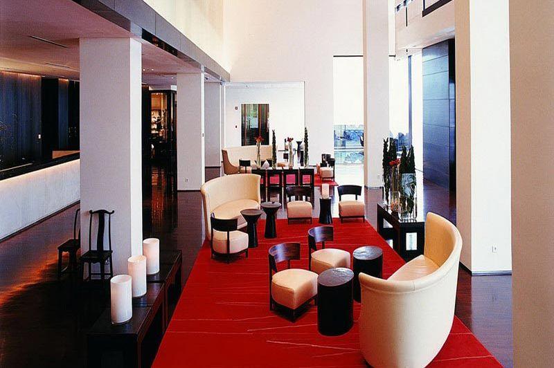 lobby - The Metropolitan Bangkok - Bangkok - Thailand