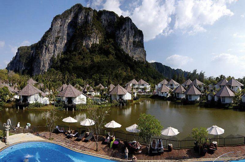 resort - Peace Laguna Resort & Spa - Krabi - Thailand